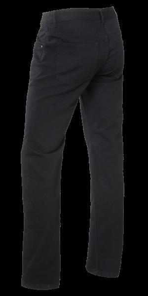 Jeans Hose Herren in Schwarz