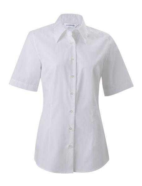 Damen Bluse KATE fürs Büro - classic Fit kurzarm | Kümmel 628801