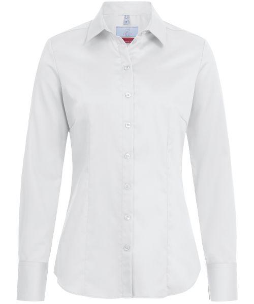 Business Damen Bluse regular fit Langarm | GREIFF Premium 6562