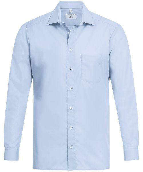 Herren Hemd regular fit Langarm 100% Baumwolle | GREIFF Basic 6667