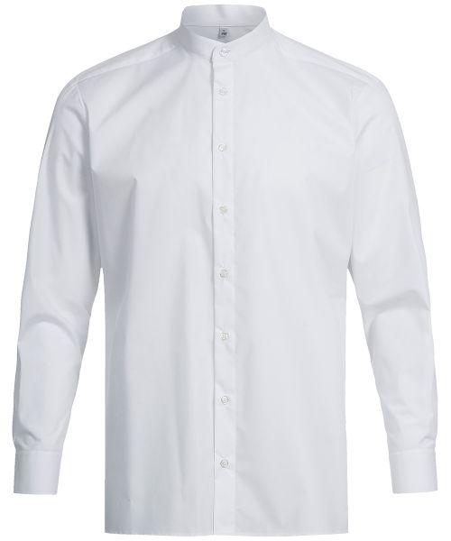 Herren Stehkragenhemd für Gastronomie & Service regular fit | GREIFF Service 6772