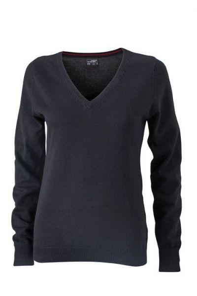 Damen Pullover - schwarz