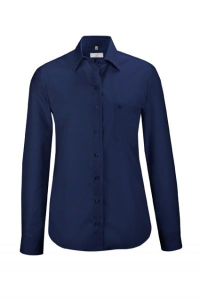 GREIFF premium - style 6690 Bluse für Damen langarm in 5 Farben - comfort fit