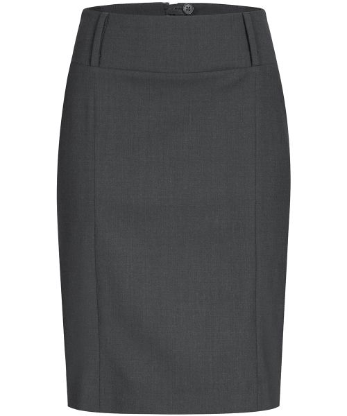 Exklusiver Business Damen Stiftrock regular fit | GREIFF Premium 1517