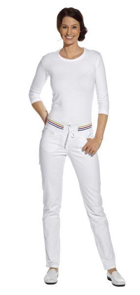 LEiBER classic style Damenhose weiß - stretch - 08-7010