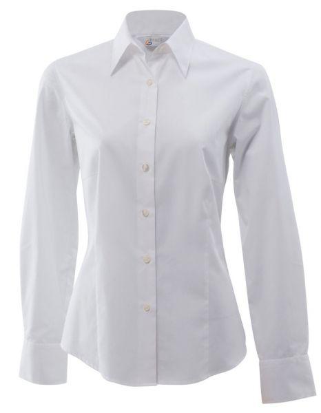 Damen Bluse KATE fürs Büro - classic Fit langarm | Kümmel 628801