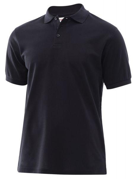 Herren Poloshirt schwarz Binz KÜMMEL