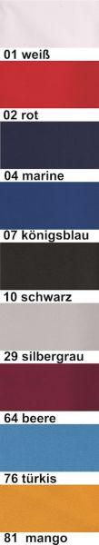 LEiBER unisex Poloshirt leicht tailliert 08-2514 in 9 Farben