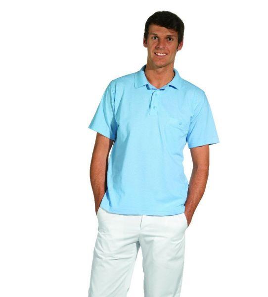 LEiBER unisex pique Poloshirt 08-241 in 22 Farben