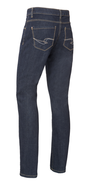 Damen Jeans in Blue Denim
