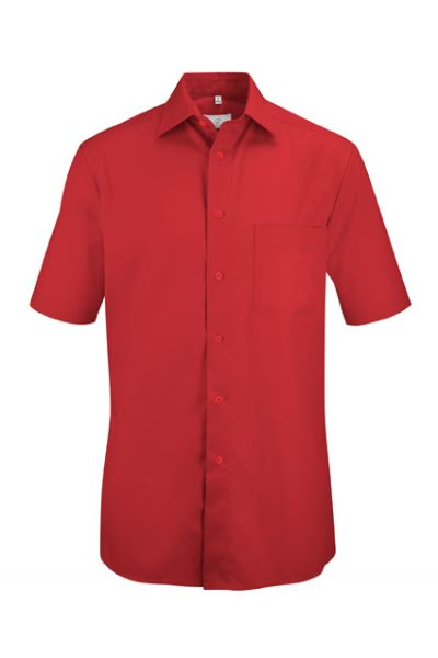 GREIFF basic - style 6601 Herrenhemd kurzarm comfort fit in 6 Farben - comfort fit