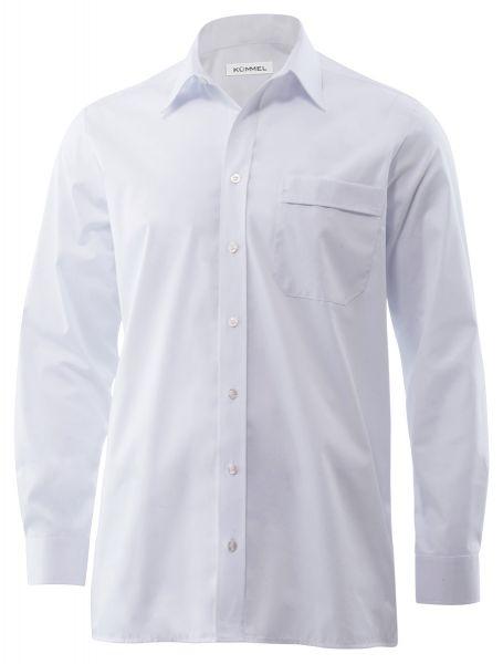KÜMMEL - Herrenhemd Peter in weiß 140g/m² - classic fit