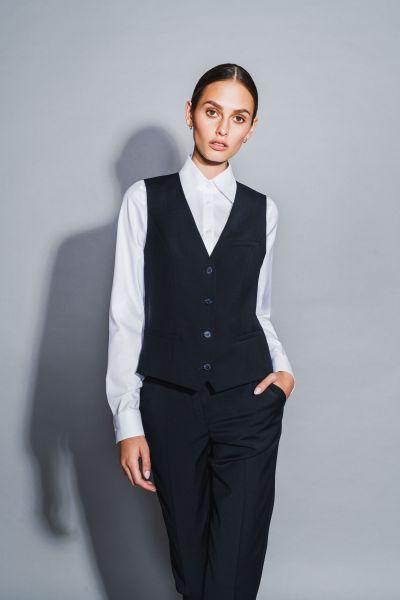 Exklusive Business Damen Weste modern fit | Daniel Hechter TAILORED 30940
