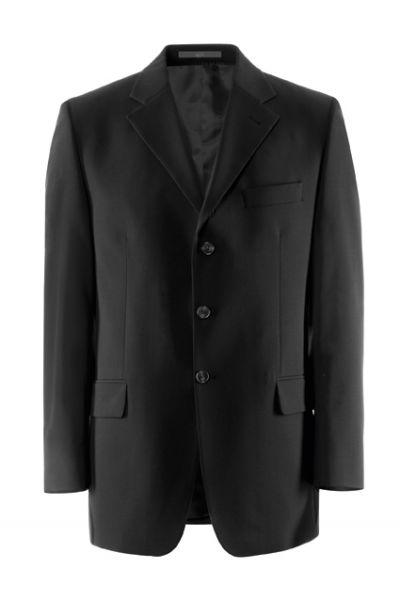 GREIFF - style 03870F Herrensakko in schwarz