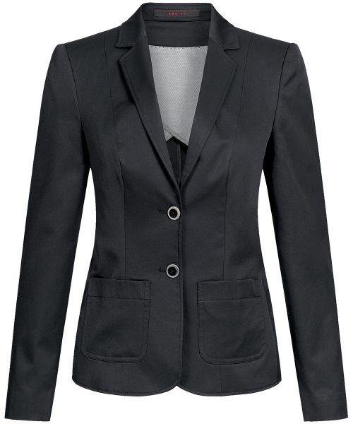 Business Damen Blazer regular fit Stretch-Qualität | GREIFF Casual 1428