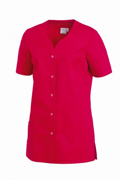 Hosenkasack in Rot kurzarm