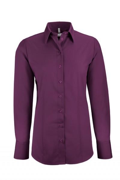 GREIFF basic - style 6515 Bluse für Damen langarm regular fit in 10 Farben - regular fit