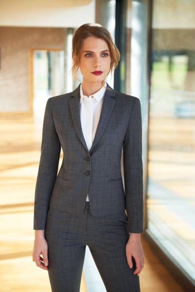 Business Damen Blazer CALVI slim fit | BROOK T. Signature 2331