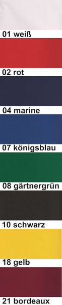 LEiBER unisex pique Shirt langarm 08-841 in 8 Farben