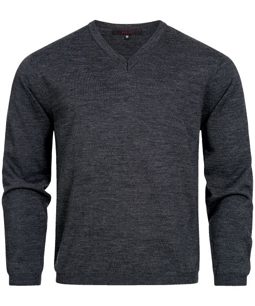 Modischer Herren Pullover regular fit | GREIFF Strick 6040