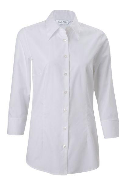 Damen Bluse KATE fürs Büro - classic Fit 3/4-Arm | Kümmel 628801