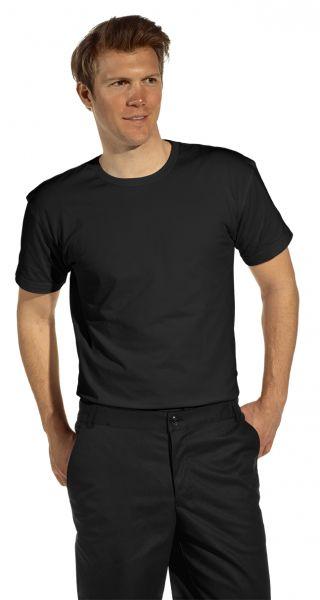 LEiBER unisex Rundhals Tshirt 08-2447 in 9 Farben