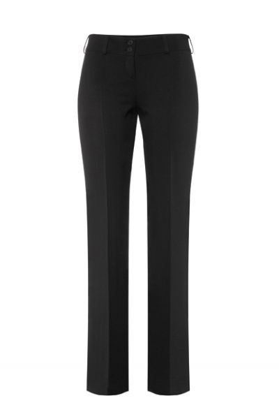 Damenhose schwarz regular fit 8321 Gastro Moda GREIFF