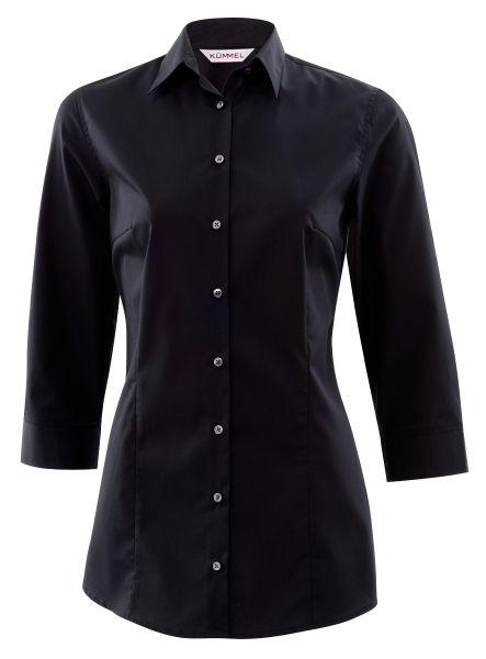 Damen Bluse schwarz Frankfurt KÜMMEL