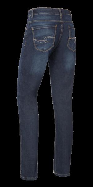 Damen Jeans Slim Fit in Dark Blue