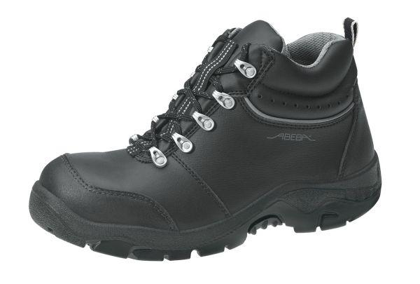 Abeba Berufs-Schuh unisex - HACCP - schwarz