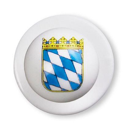 GREIFF - style 5900 Kugelknöpfe für Kochjacken - 12er Pack - Wappen Bayern