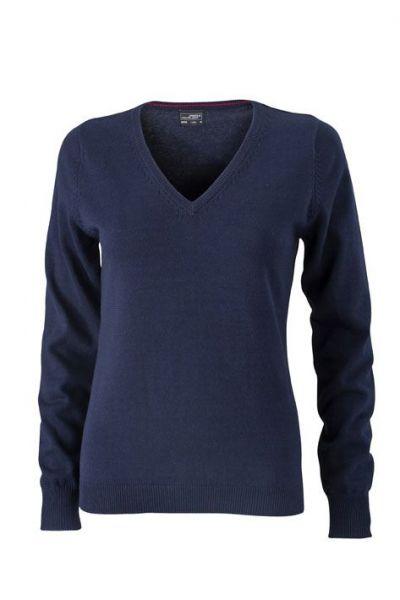 Damen Pullover - navy