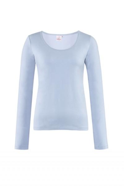 GREIFF - style 6860 langarm Rundhals Shirt für Damen regular fit in 4 Farben