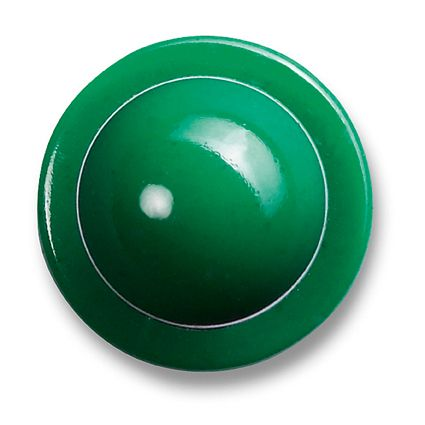 GREIFF - style 5900 Kugelknöpfe für Kochjacken - 12er Pack - grün