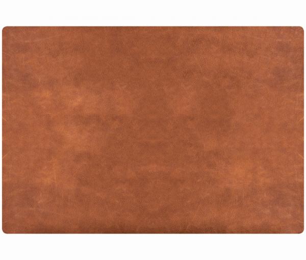 Leder - Tischset im Rustic-Style - 4 Stück rust 655 | 96 EXNER