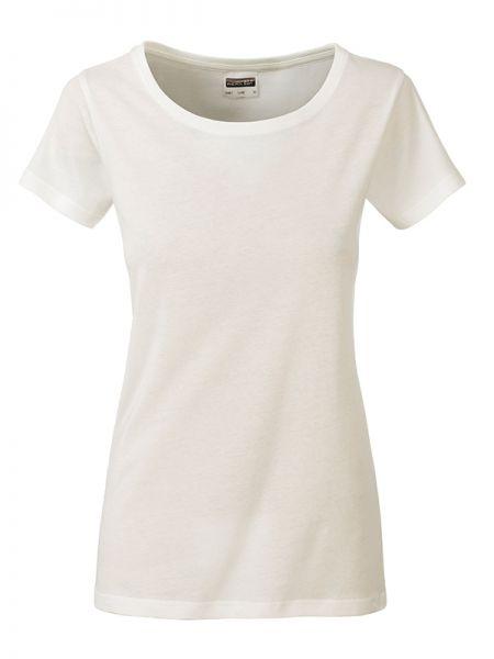 Damen Shirt natural Bio-Baumwolle Tradition Daiber