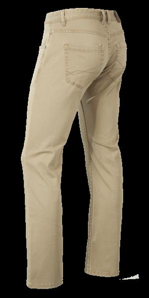 Jeans Twillhose für Herren in Beige