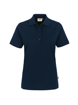 Damen Polo Performance in Tinte