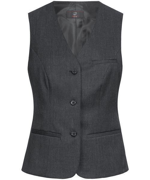 Strapazierfähige Business Damen Weste comfort fit | GREIFF Basic 1249