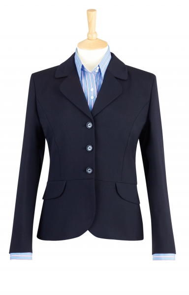 Damen Blazer in Marine Mayfair