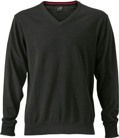 Herren Pullover - schwarz