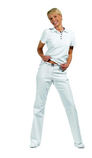 LEiBER classic style Damenhose weiß - Dehnbund - 08-6120