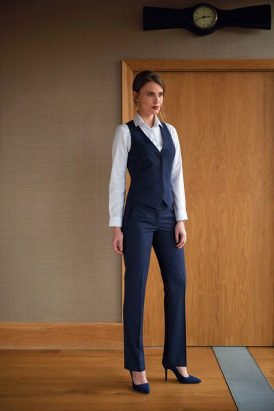 Business Damen Weste SCAPOLI regular fit | BROOK T. Signature 2334