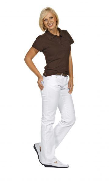 LEiBER classic style Damenhose weiß 5-Pocket-Jeans stretch 08-1190
