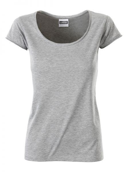 Damen Shirt grau Tradition Daiber