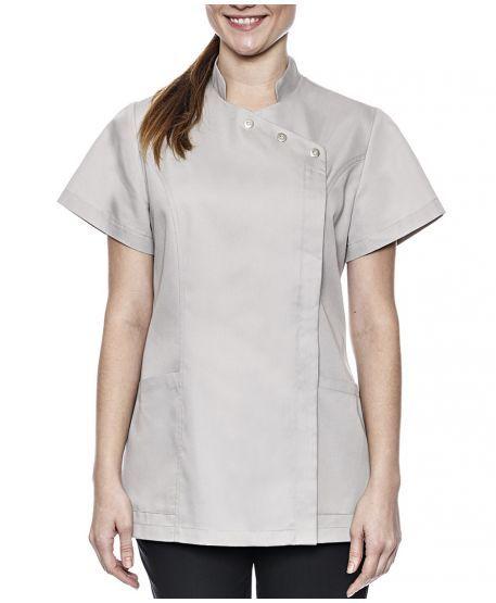 Damenkasack für Praxis Pflege Housekeeping | Creyconfe GENEVE 42673
