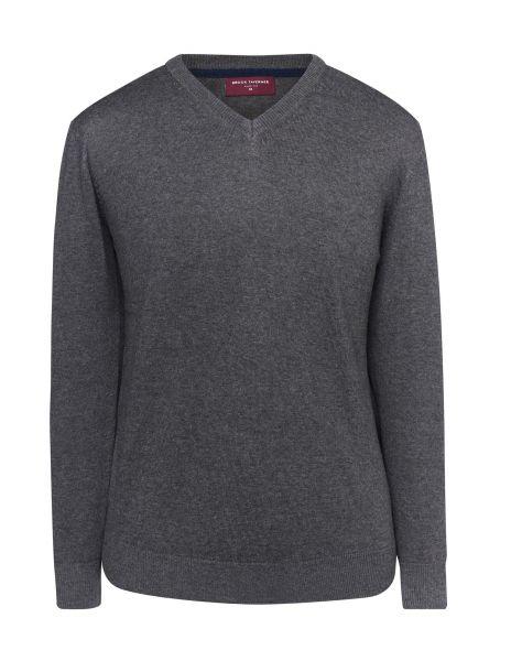 Pullover für Herren in Anthrazit