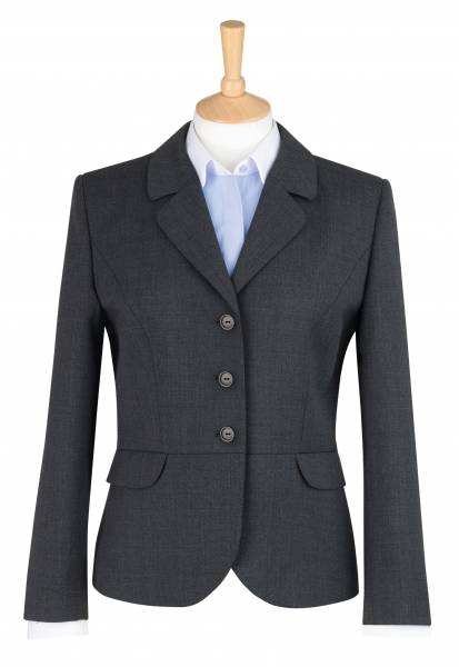 Damen Blazer in Mittelgrau Mayfair