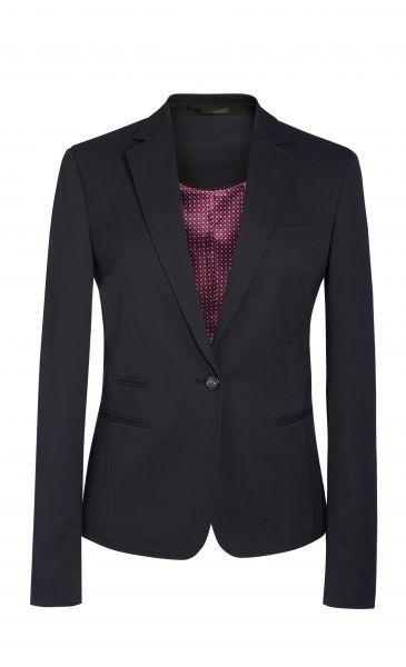 Schmutzabweisender Damen-Blazer/Jacke ARIEL slim fit | BROOK Taverner Eclipse 2272