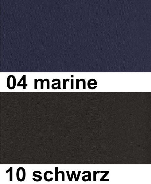 LEiBER Fleeceweste für Damen 10-2473 in schwarz oder marine blau